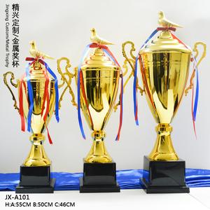 鸽子奖杯定做金属合金奖杯 信鸽赛鸽奖杯鸽子协会颁奖奖杯