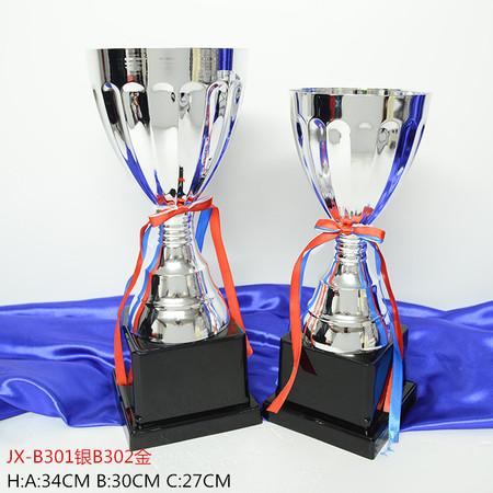 金色奖杯银色奖杯定制活动比赛奖杯合唱话剧比赛奖杯定做