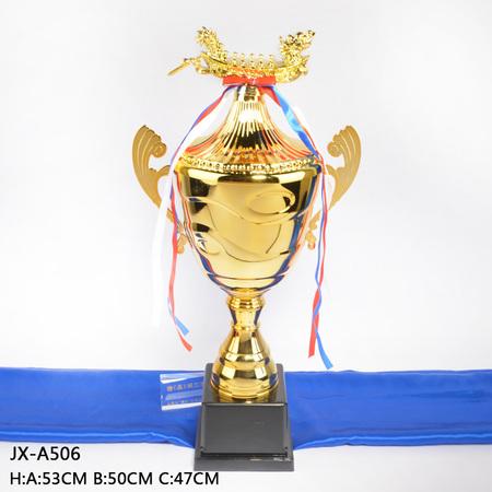 金属奖杯龙舟奖杯定做 底座内容可自定免费印字 龙舟比赛奖杯